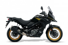 V-Strom 650XT Learner Approved